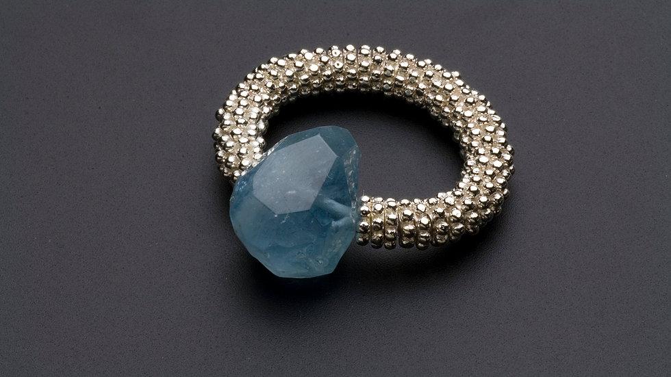 アクアマリンの指輪(C)