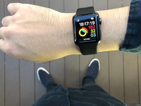 なんだかんだ使えるapple watch