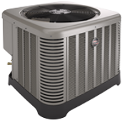 RUUD 17 SEER Condensor - Anthony Mechani