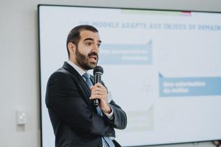 Jean-Marc ESPAGNE, Directeur des Achats du Groupe Sanef