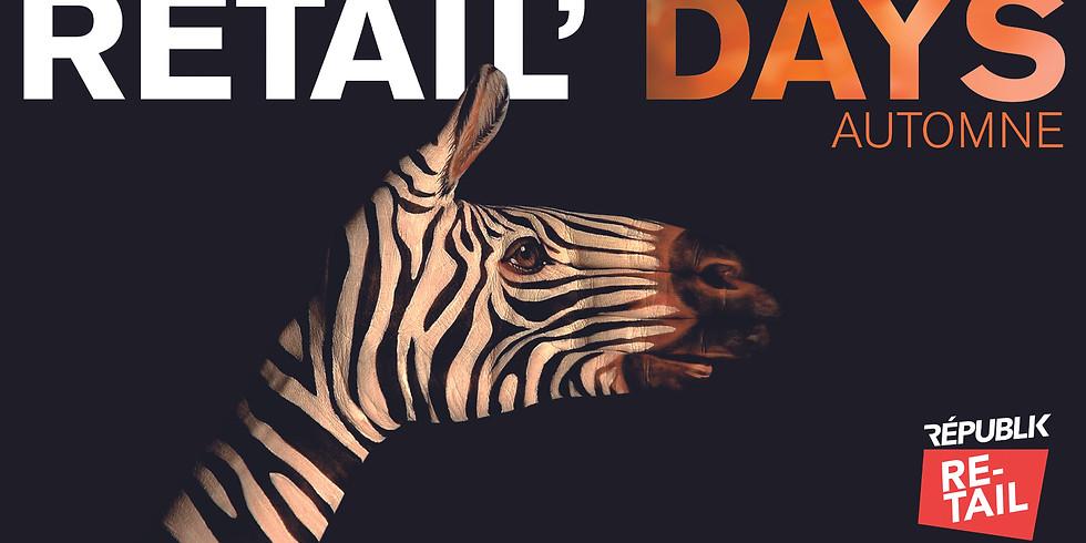 DAYS / RETAIL'DAYS AUTOMNE J2