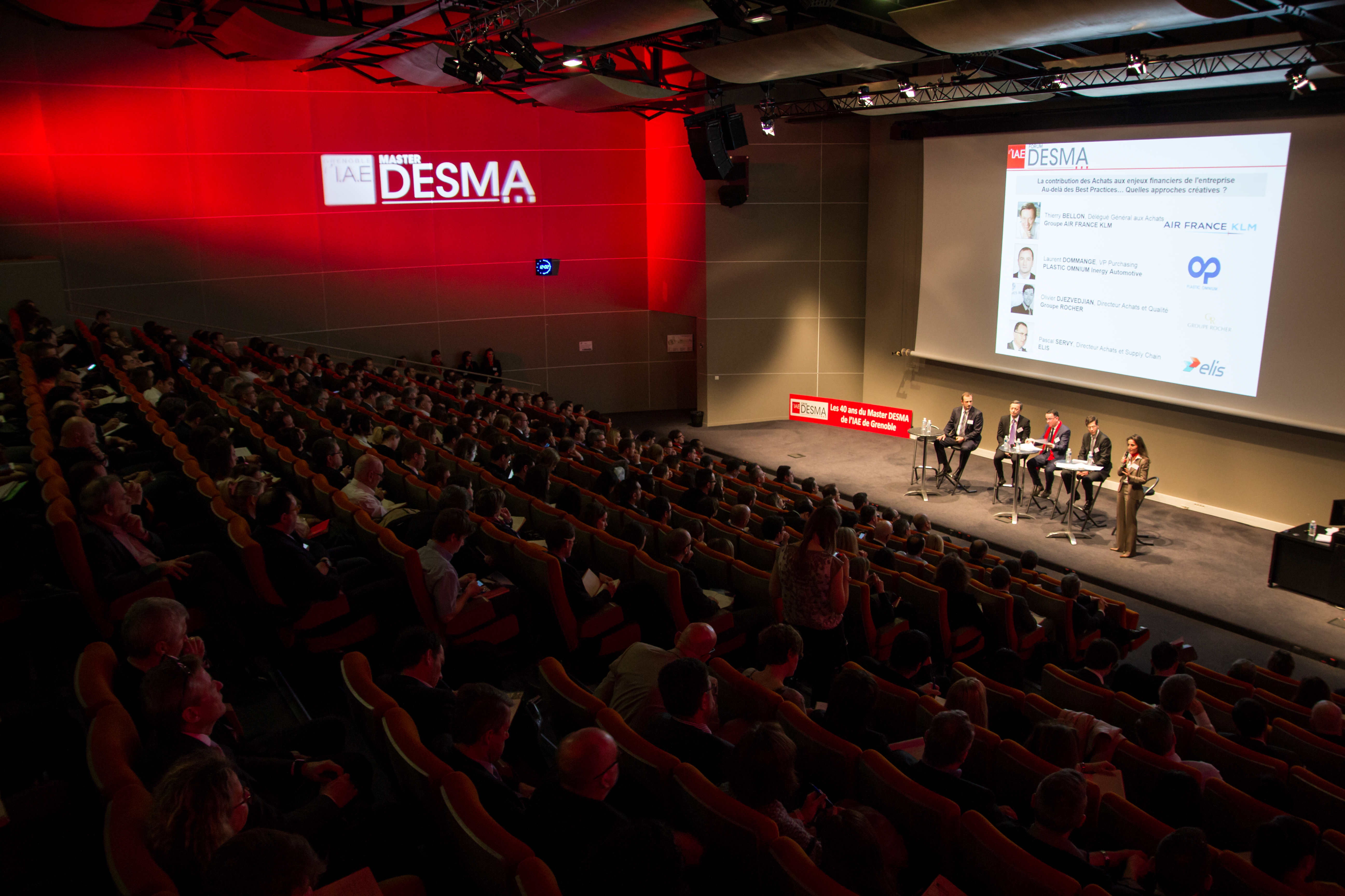 Forum DESMA de Grenoble IAE