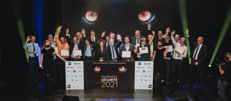 Trophées Sécurité 2021 : le palmarès !