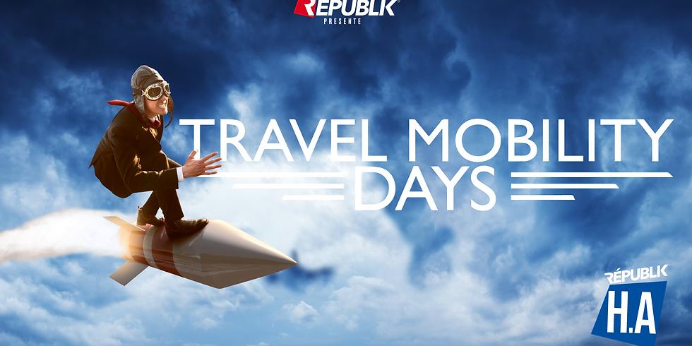 DAYS / TRAVEL MOBILITY J1
