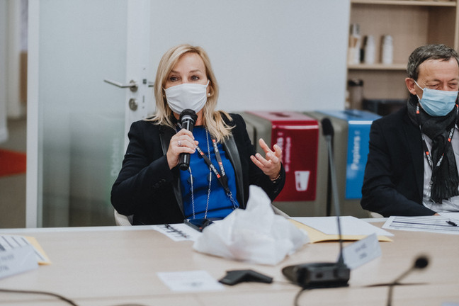 Sylvie NOEL , Directeur Groupe des Achats chez Covea