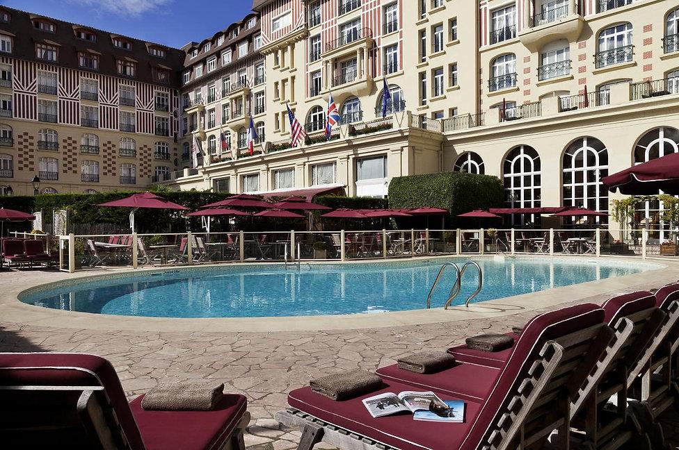 Hôtel Le Royal Deauville