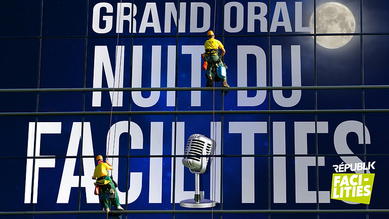 GRAND ORAL / NUIT FACILITIES