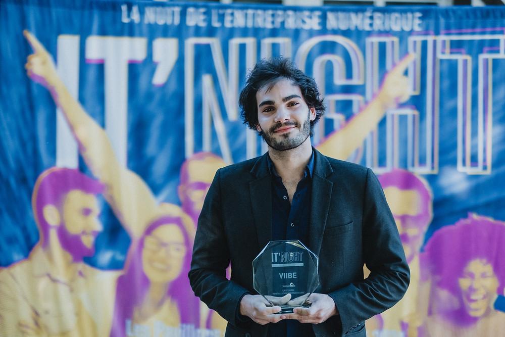 Marc PREMPAIN - co-founder et CEO de Viibe Communication