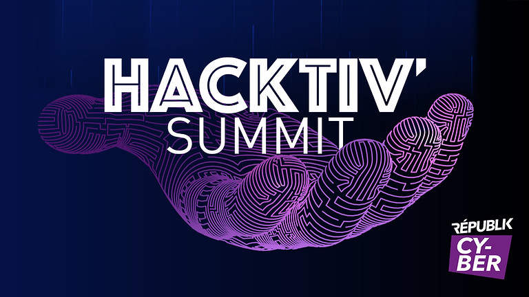 DAYS / HACKTIV'SUMMIT 22 & 23 JUIN 2021