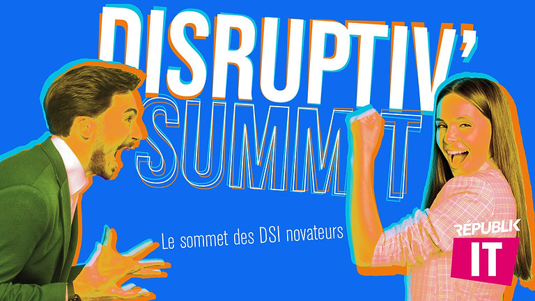 DAYS / DISRUPTIV'SUMMIT 22 & 23 JUIN 2021