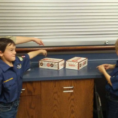 Police Department Donuts