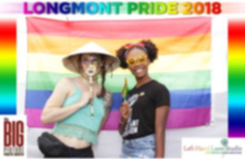 Longmont Pride 2018