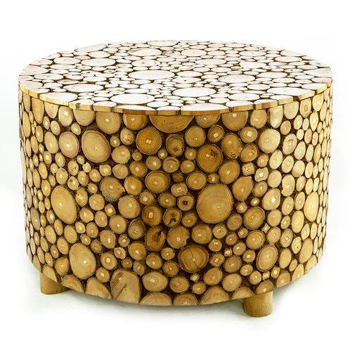Cary teakfa asztal