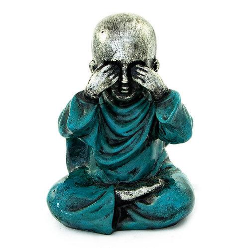 """Salinas buddha""""nem lát"""""""
