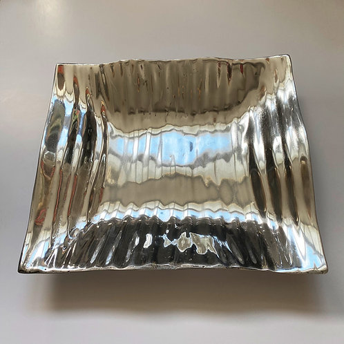 Glendale ezüst tál