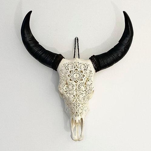 Fullerton eredeti buffalo falidísz