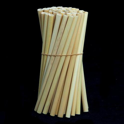 Spokane bambusz szívószál