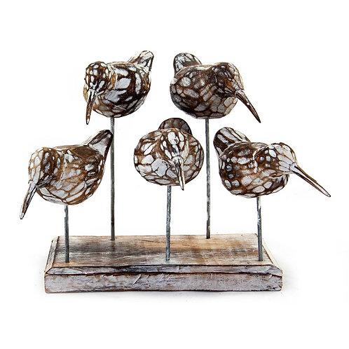Lafayette madárkák