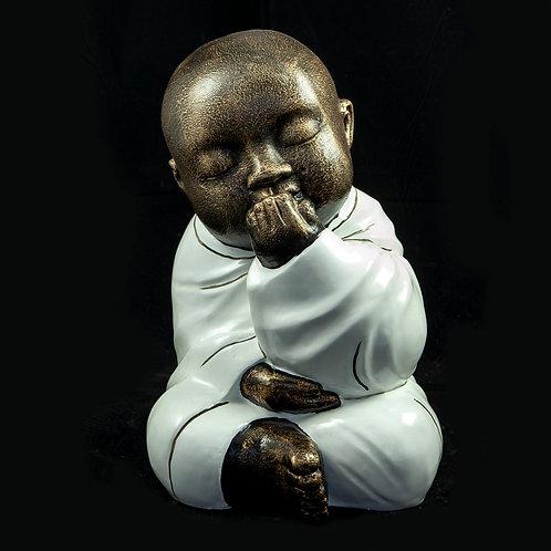 """Salem Buddha padlószobor """"nem beszél"""""""