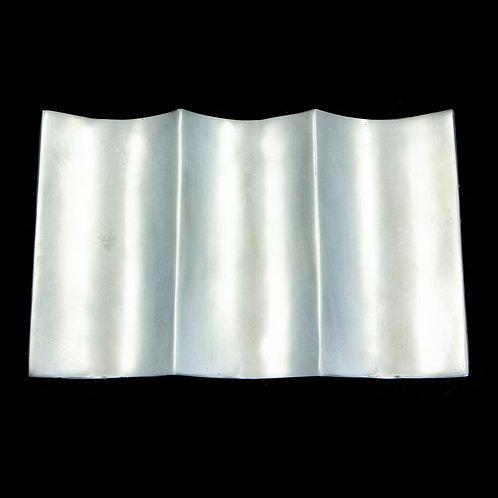 Tallahassee ezüst palacktartó tál