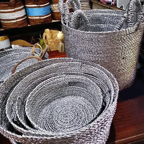 Fayetteville ezüst kosár