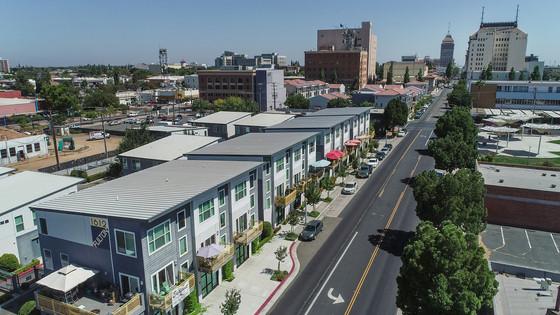 Downtown Fresno Housing