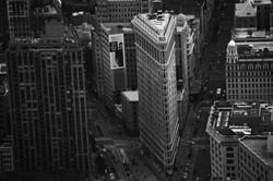 NYC, Flat iron building