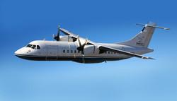 Aerial Photography, cargo plane