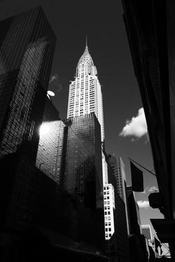 NYC, black&White
