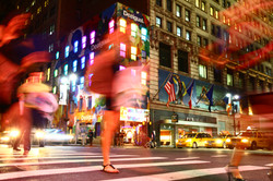 Manhattan, movement, NYC