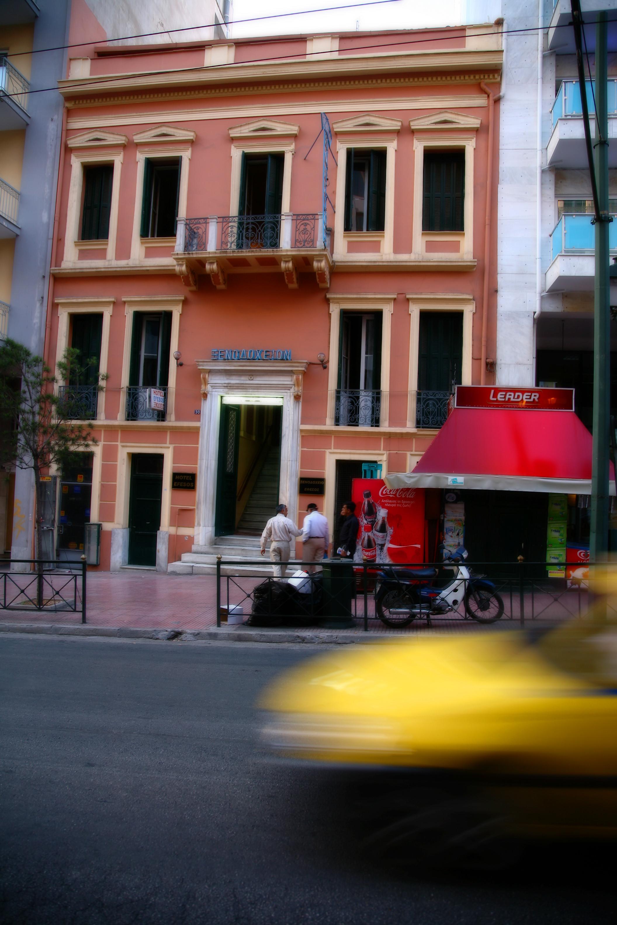 Greece, movement, car