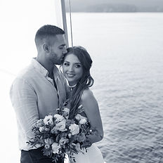 Marriage-on-yacht-388456sq bw.jpg