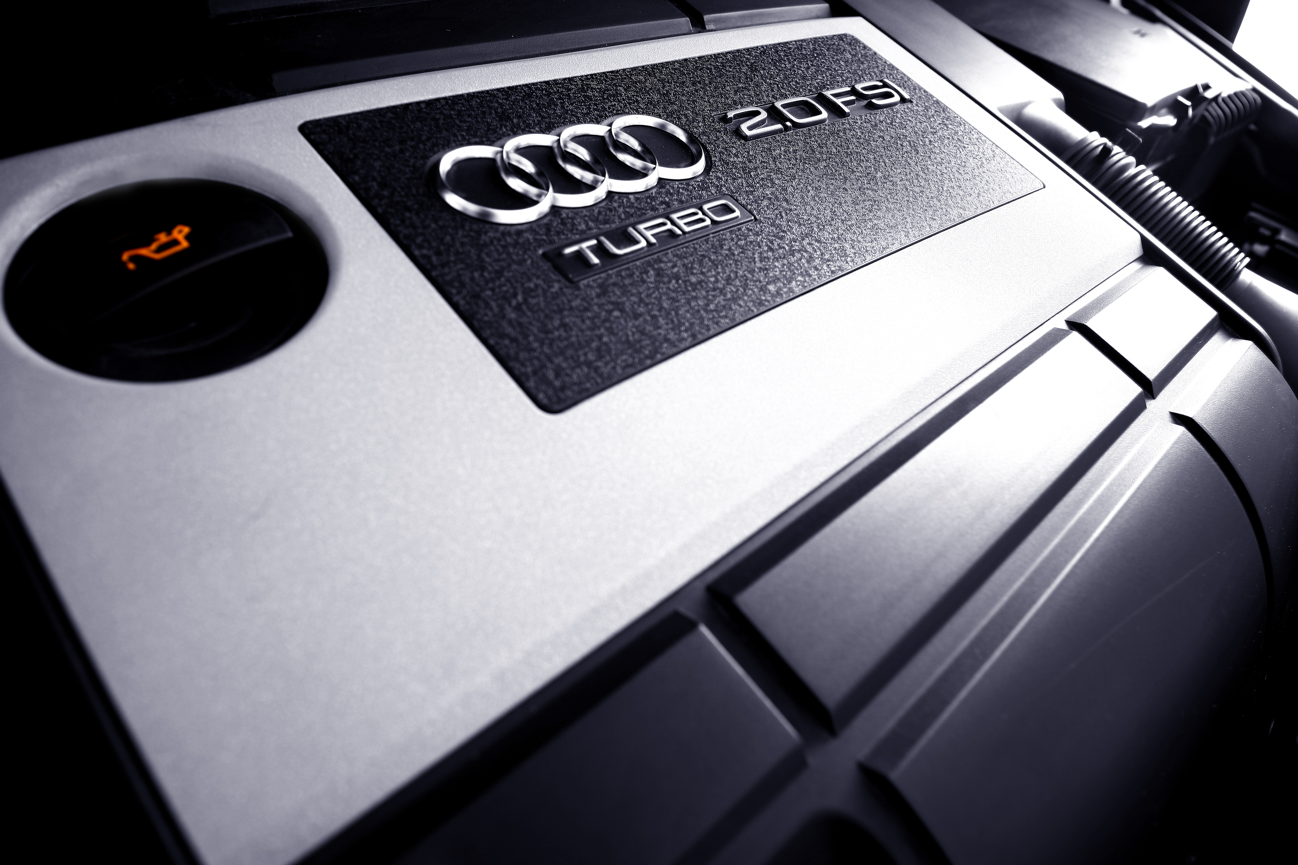 Product photo, audi, engine