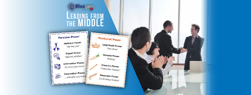 Register for our Upcoming Leading From The Middle Lunch & Learn