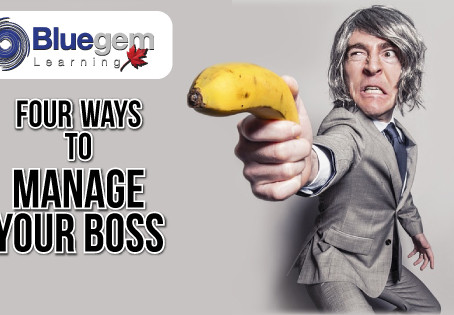 How To Manage Your Boss in Four Simple Steps