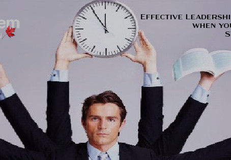 Effective Leadership When You're Stuck In The Middle