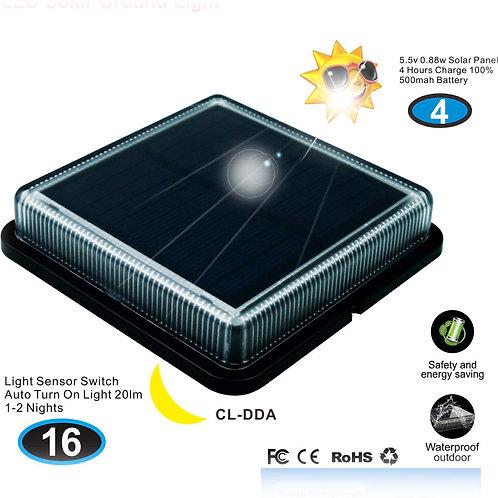 Ground solar light