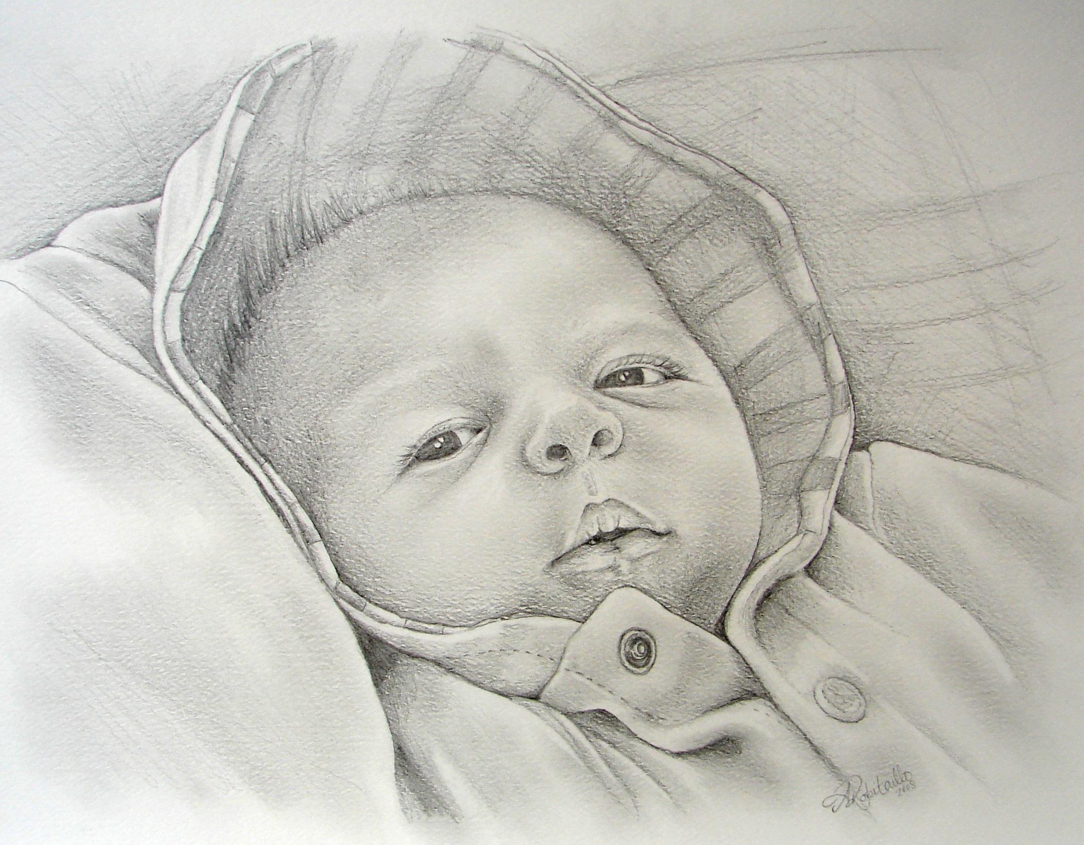 Bébé Gabrielle