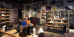 Area Builders Dr. Martens retail renovation