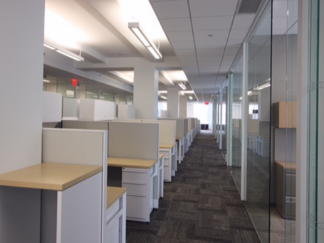 Area Builders | Blackstone Group/ Equity Office