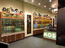 Area Builders | Moscot Eyeglass store