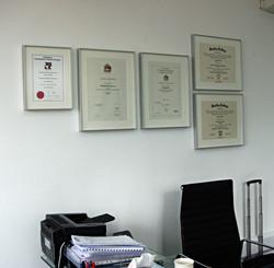 Commercial  Framing. ROUAN Frames