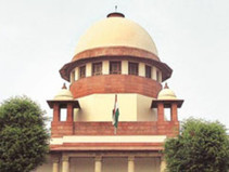 No person can be detained on possible apprehension of breach of law and order: SC