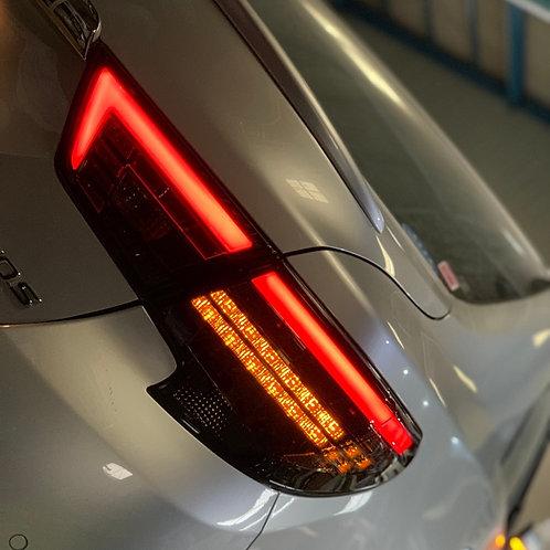 New!! オープニングモーション付! GRX130/133 マークX 中期後期 LED シーケンシャルウィンカー流れるテールランプ