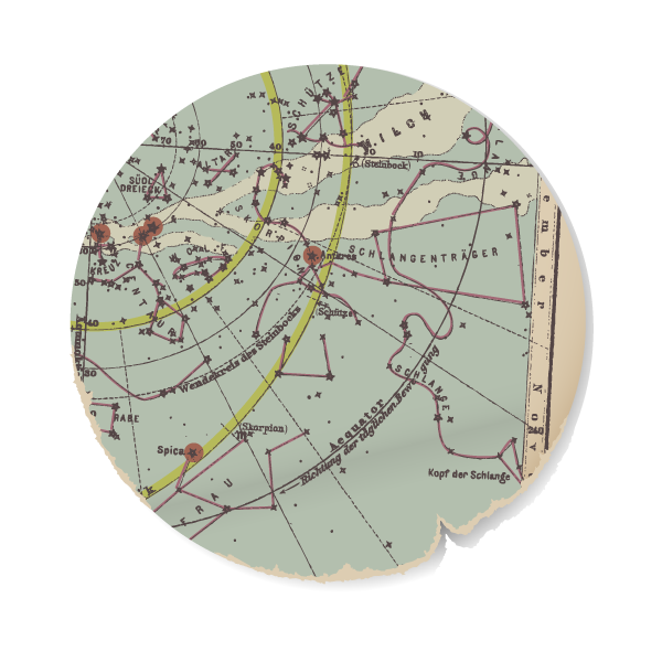 Corte Mapa rodada