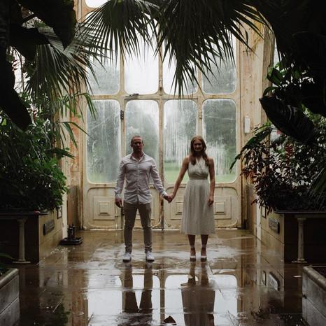 Amy + Shane, Kew Gardens