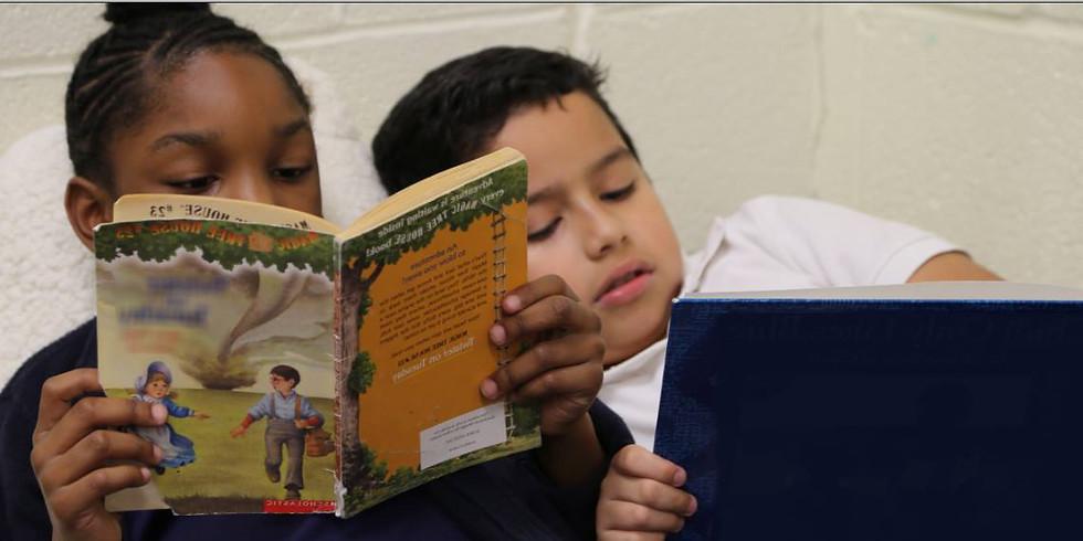 BCPSS Literacy Curriculum Meeting