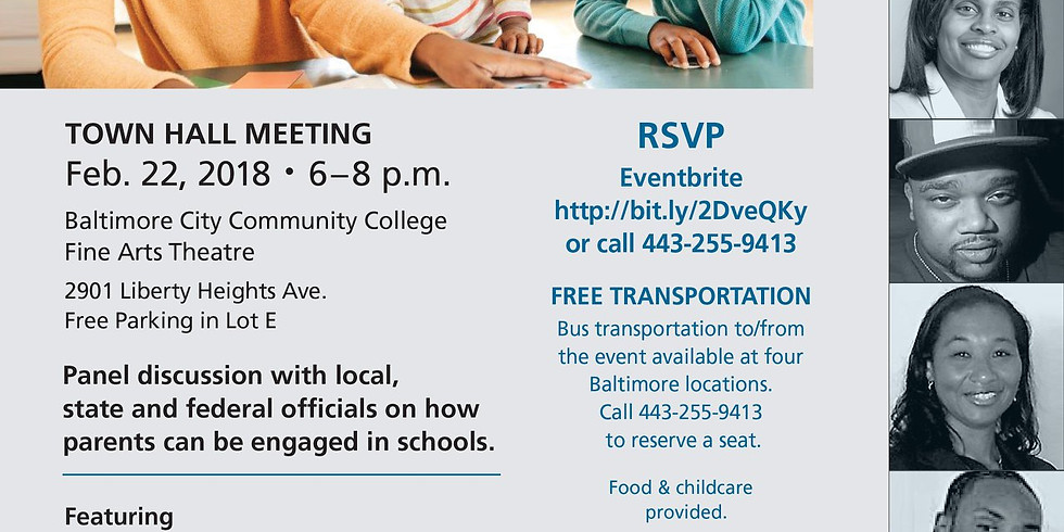 Town Hall: Investing in Parents
