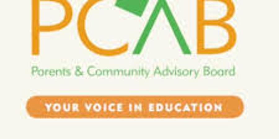 PCAB Public Meeting