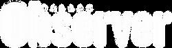 White Dallas Observer Logo.png